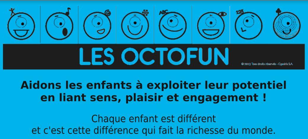 """Conférence """"Les OCTOFUN"""""""