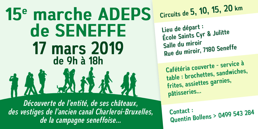 Marche Adeps 2019