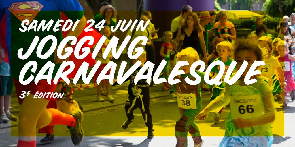 Jogging carnavalesque