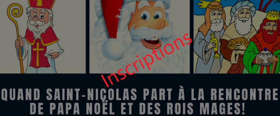 Inscriptions aux Marches